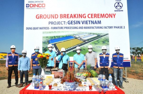 (Tiếng Việt) GENSIN PHASE 2 PROJECT GROUNDBREAKING CEREMONY